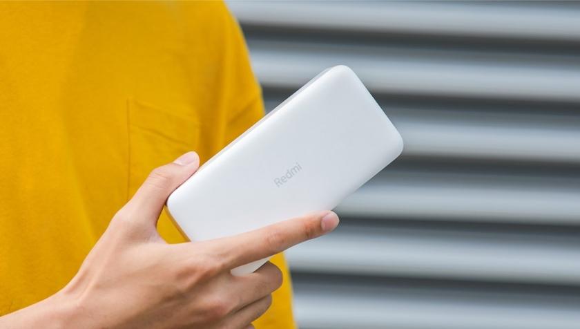 Xiaomi выпустила самые недорогие внешние аккумуляторы сбольшой ёмкостью