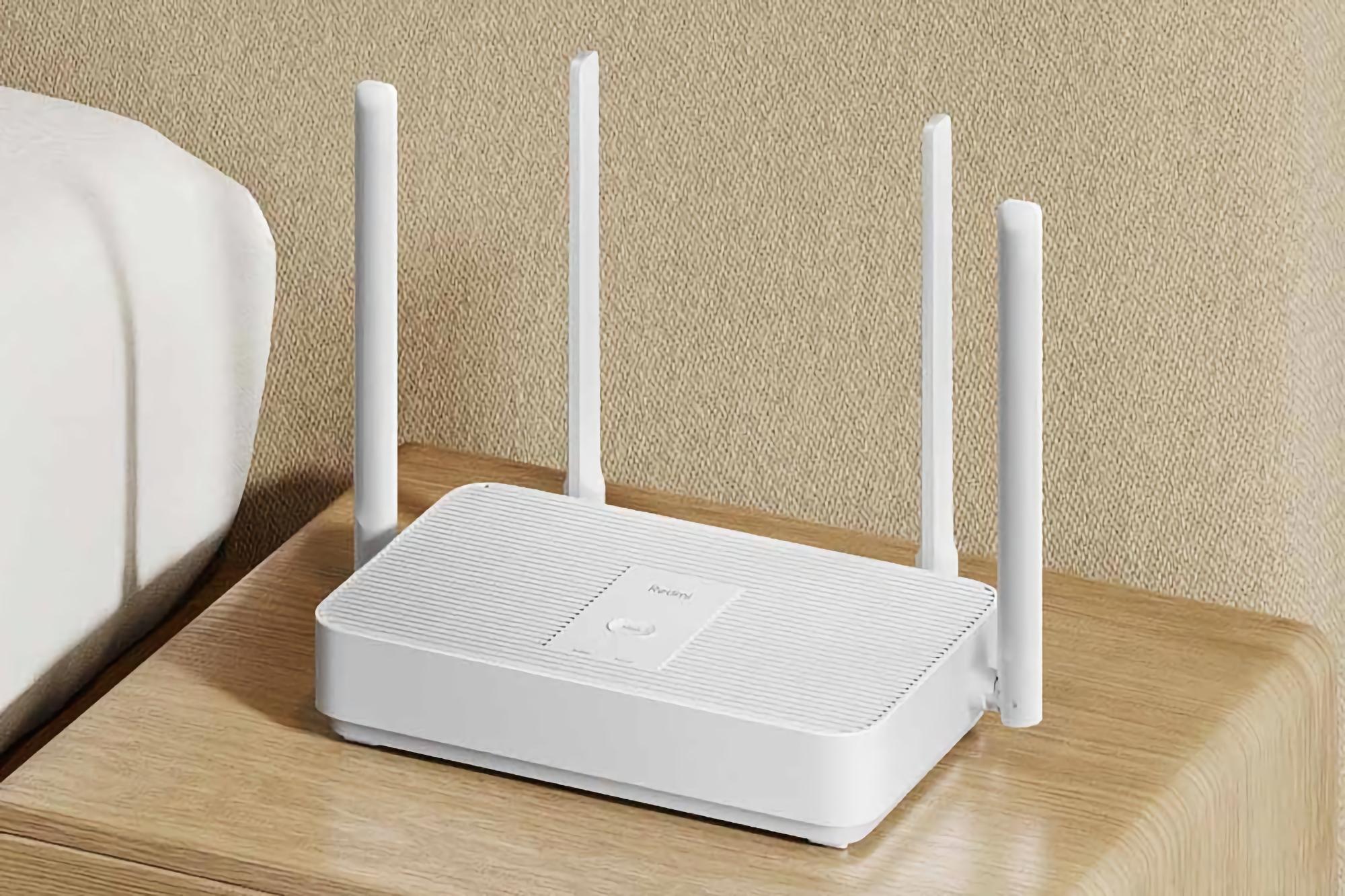 Xiaomi представила Redmi Router AX1800 с поддержкой Wi-Fi 6 и ценником в $36