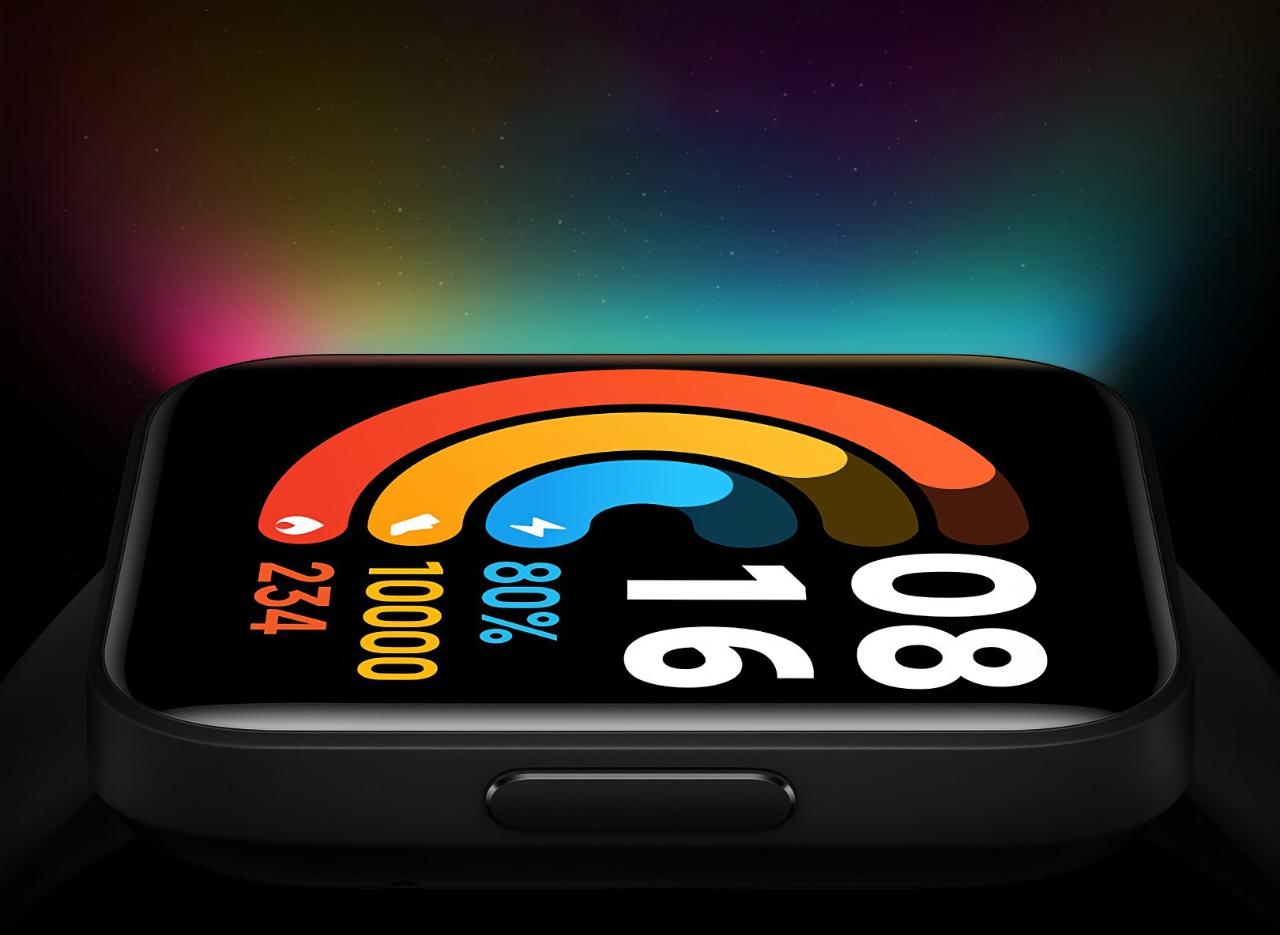 Не только смартфоны Redmi Note 11: Xiaomi 28 октября покажет ещё смарт-часы Redmi Watch 2