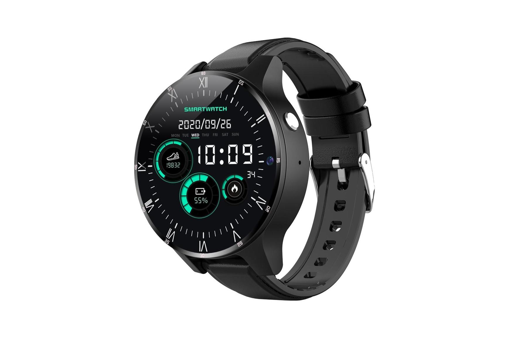 Rollme Hero: смарт-часы с безрамочным дисплеем, двумя камерами, ОС Android и начинкой, как у смартфонов