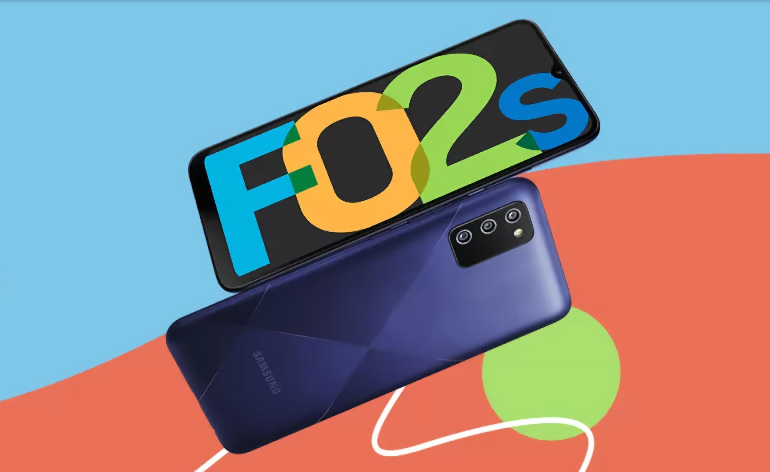 Samsung начала обновлять бюджетники Galaxy A02s, Galaxy M02s и Galaxy F02s до Android 11