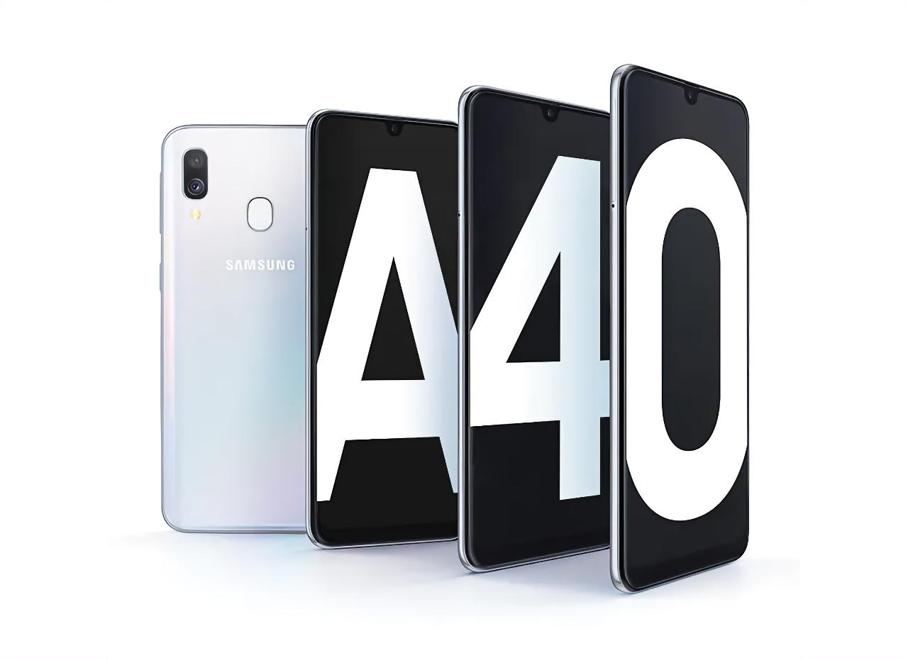 Samsung выпустила Android 11 с оболочкой One UI 3.0 для Galaxy A40