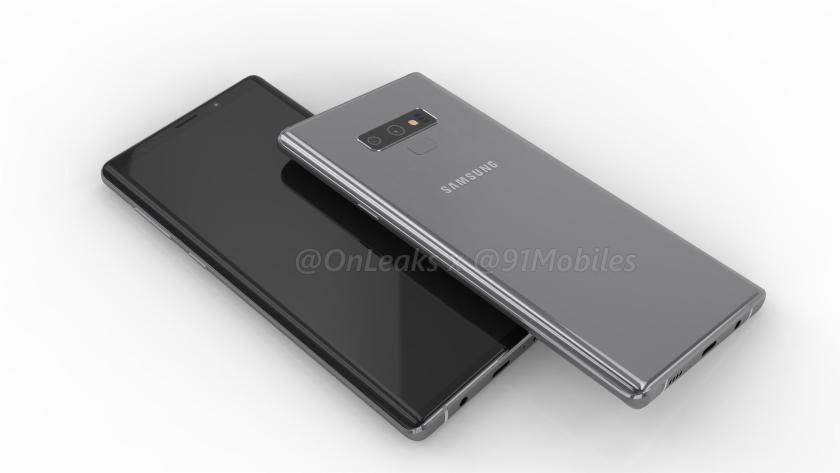 Samsung Galaxy Note 9 прошёл сертификацию 3C в Китае