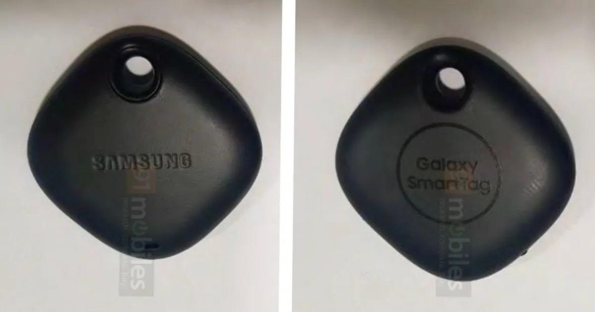 Galaxy SmartTag прошли сертификацию NCC: как выглядят умные метки Samsung