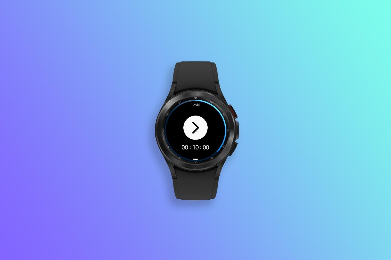 Samsung PPT Controller: приложение для управления презентациями PowerPoint со смарт-часов Galaxy Watch 4 и Galaxy Watch 4 Classic