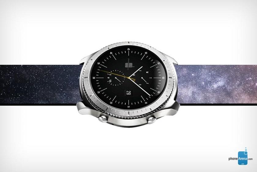 Смарт-часы Samsung Galaxy Watch показались на свежих фотографиях