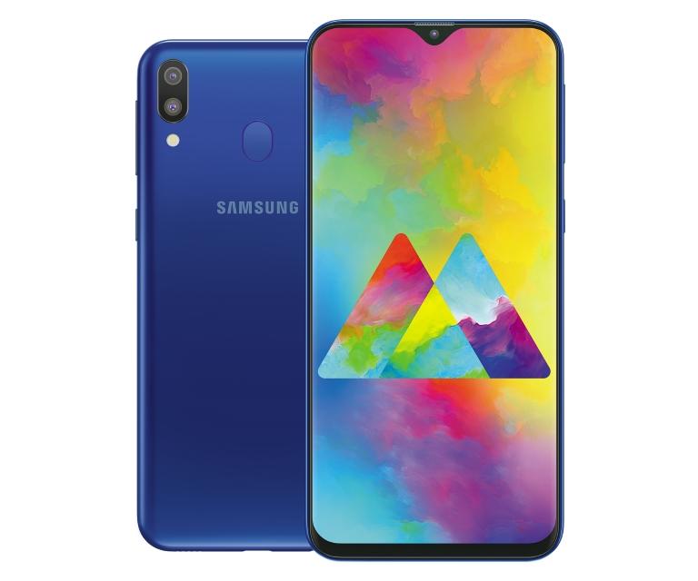 Samsung Galaxy M20 в Украине: батарея на 5000 мАч, USB-C, NFC и специальный ценник в 5555 грн