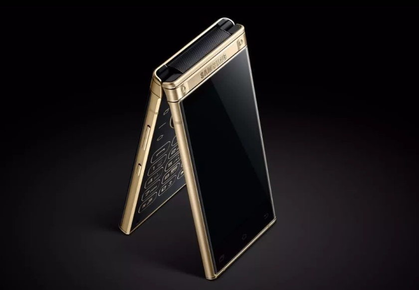 Samsung подтвердила дату выхода премиальной «раскладушки» W2019