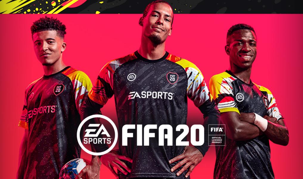 День Бэкхема. Electronic Arts раздает бесплатную версию игры FIFA 20