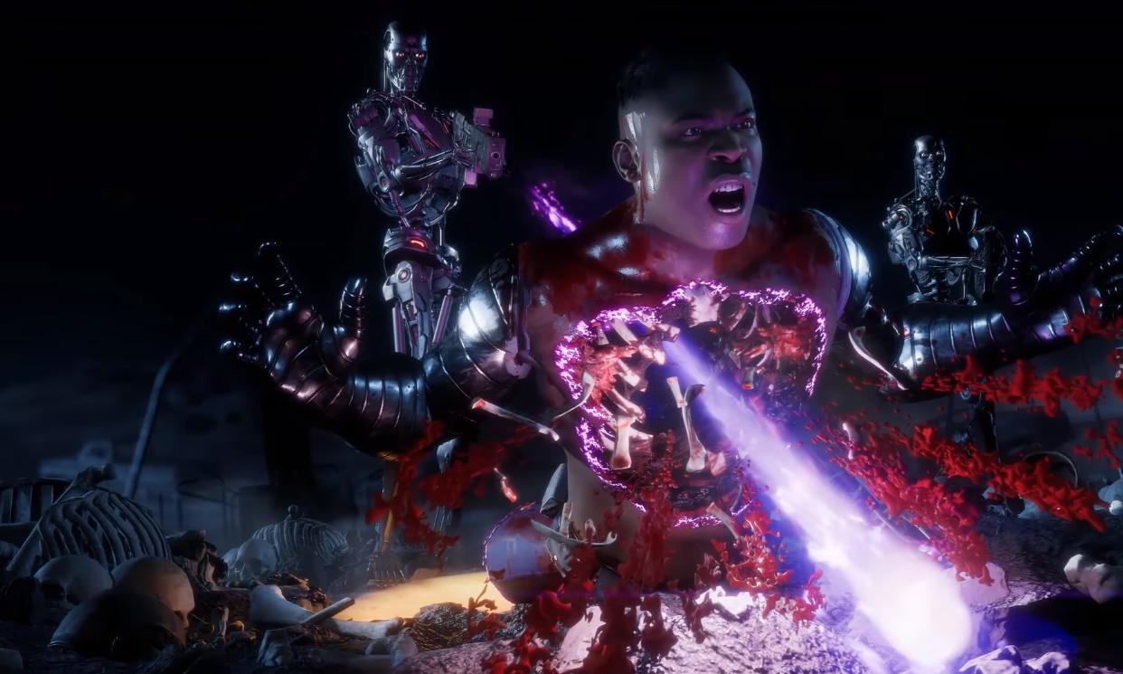 Mortal Kombat 11— «Мне нужны твоя одежда, сапоги имотоцикл»
