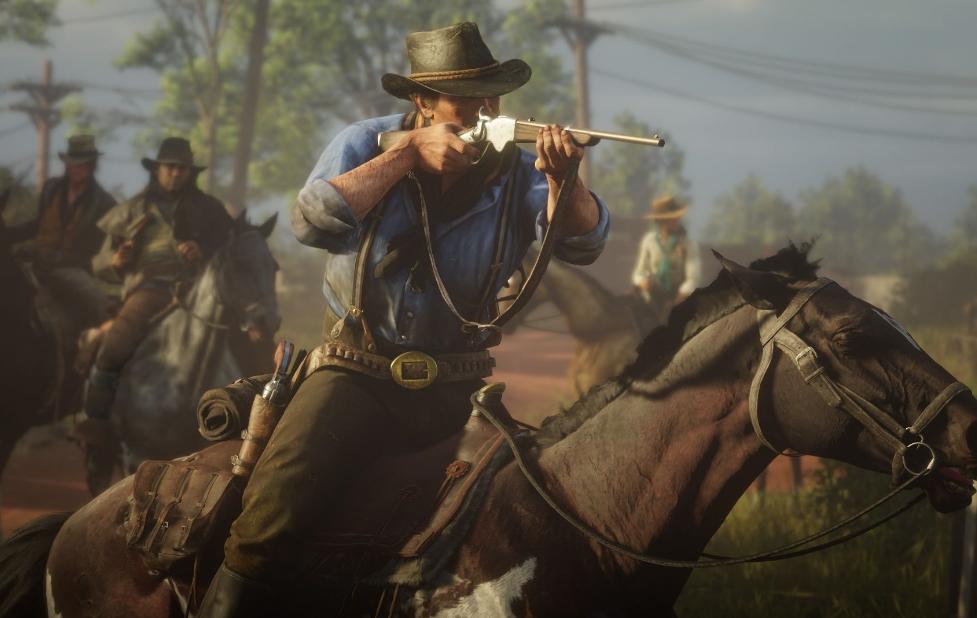 Официально: Red Dead Redemption 2 выйдет на ПК в ноябре
