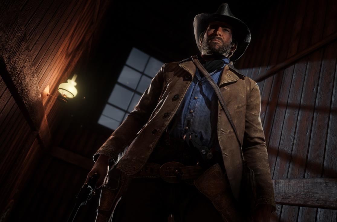 На компьютерах вышла новая игра от создателей GTA V - Red Dead Redemption 2