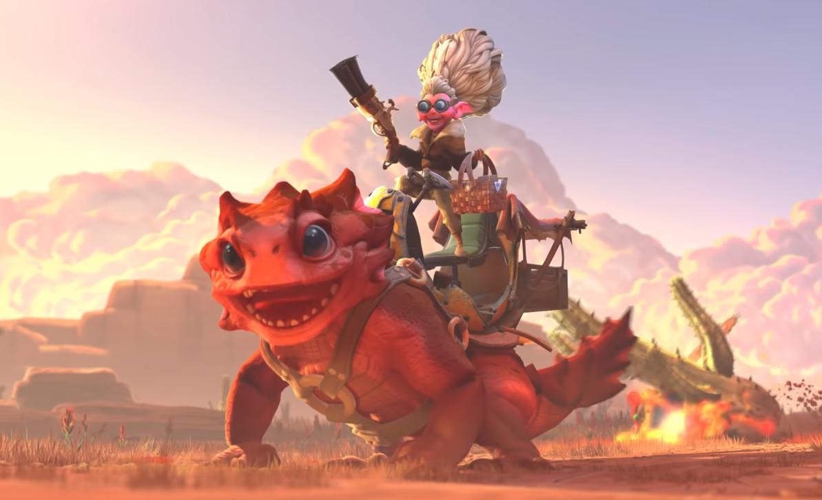 Valve добавит в Dota 2 новых героев: в битву ворвутся Snapfire и Void Spirit