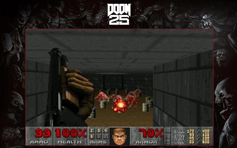 Bethesda выпустила культовые Doom 1 и Doom 2 на Android и iOS, и