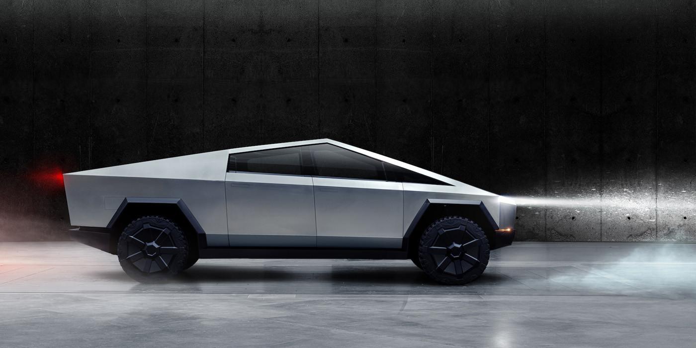 Сбой в Матрице или машина для Нео: массовое производство Tesla Cybertruck начнется только к концу 2023 года