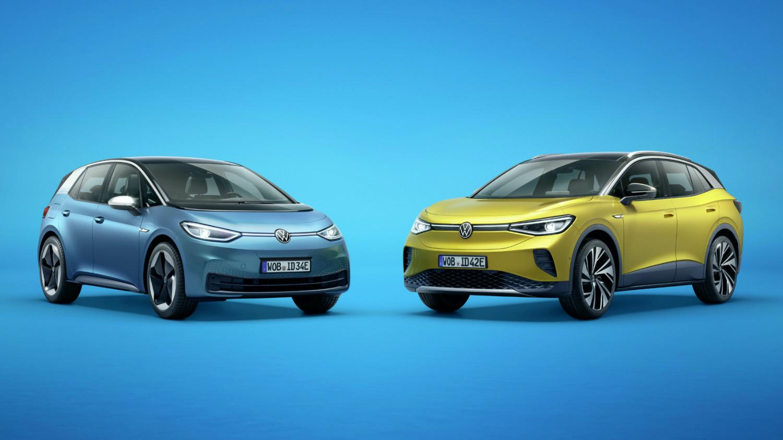 Volkswagen предлагает электромобили по подписке за 499 в месяц