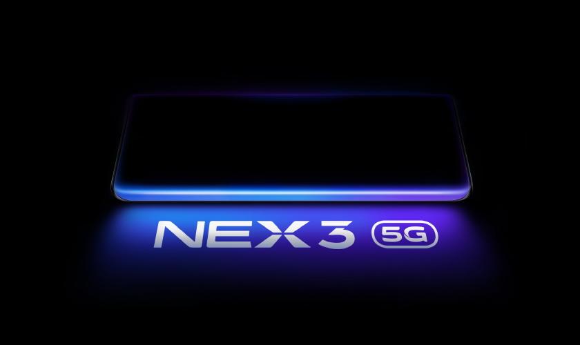 Vivo NEX 3 5G покажут в сентябре: смартфон получит экран, который будет занимать почти 100% площади передней панели