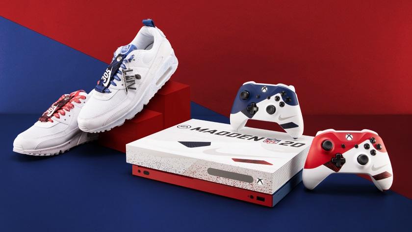 Microsoft выпустила лимитированную консоль Nike Air Max 90 Xbox, но её можно только выиграть