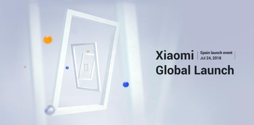 Xiaomi объявила о глобальном анонсе нового устройства 24 июля в Испании