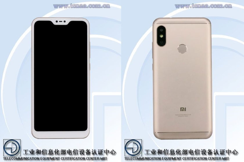 Xiaomi Mi A2 Lite прошёл сертификацию в Сингапуре