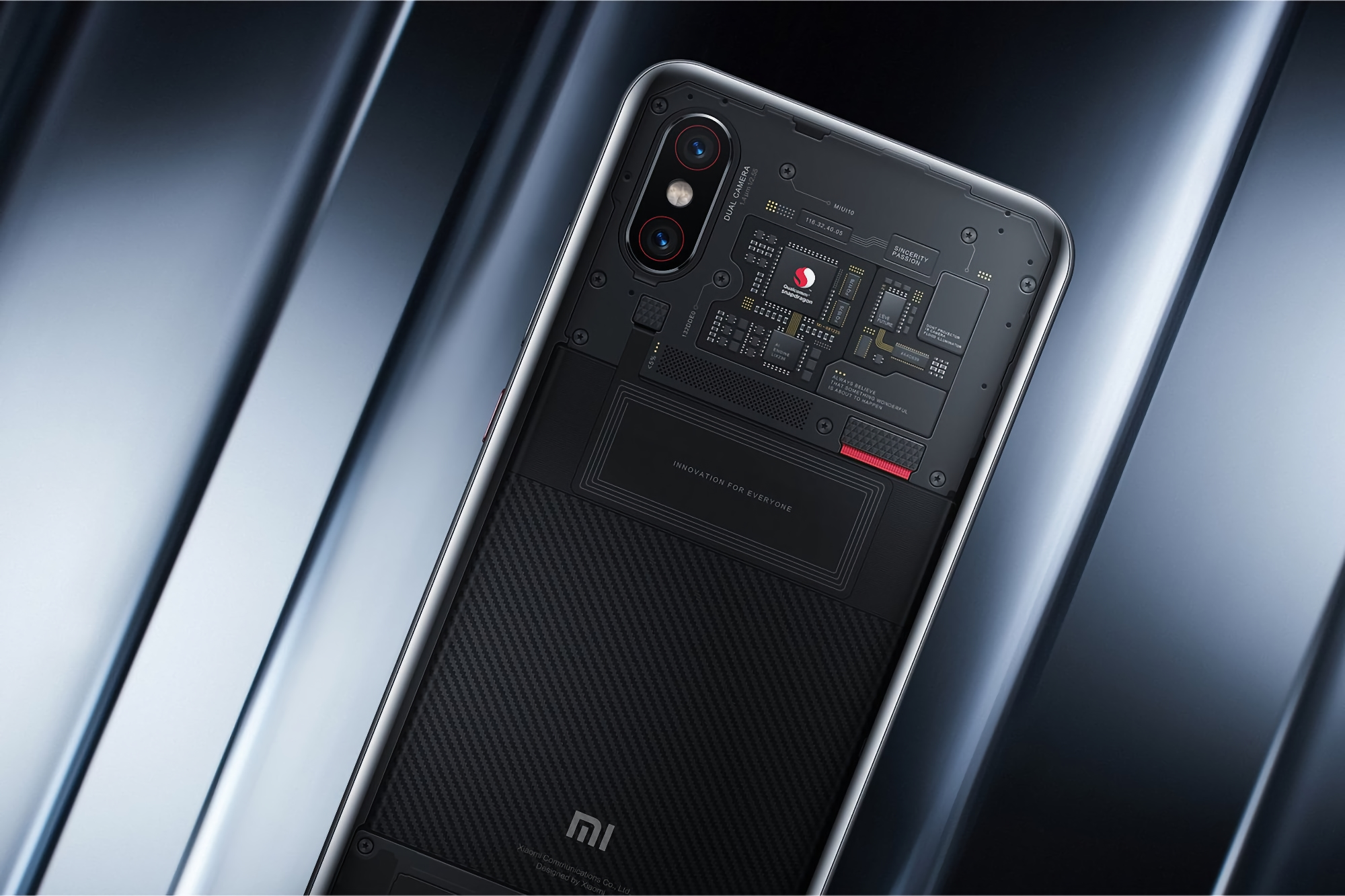 Xiaomi Mi 8 Pro, Xiaomi Mi 8 SE и Xiaomi Mi 8 Explorer Edition начали обновляться до MIUI 12.5