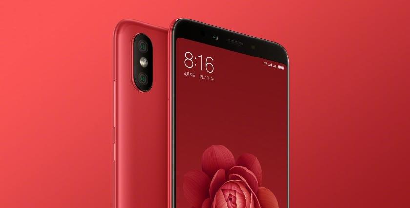 В сети появилась фотография, сделанная на Xiaomi Mi A2