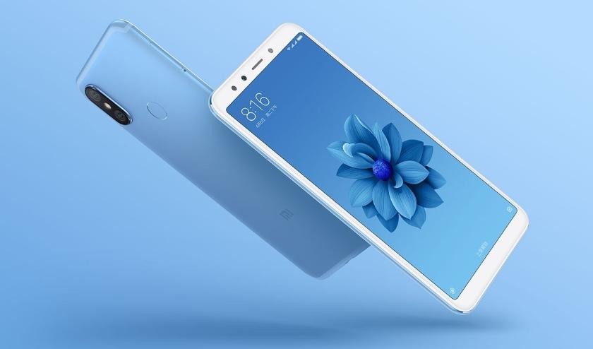 Xiaomi Mi A2 «засветился» в Geekbench