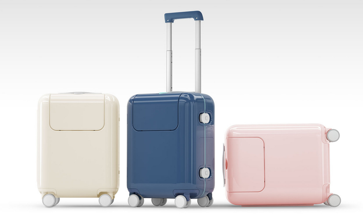 Xiaomi выпустила детский чемодан Mi Bunny Trolley Case за  50 6625a7faa5a