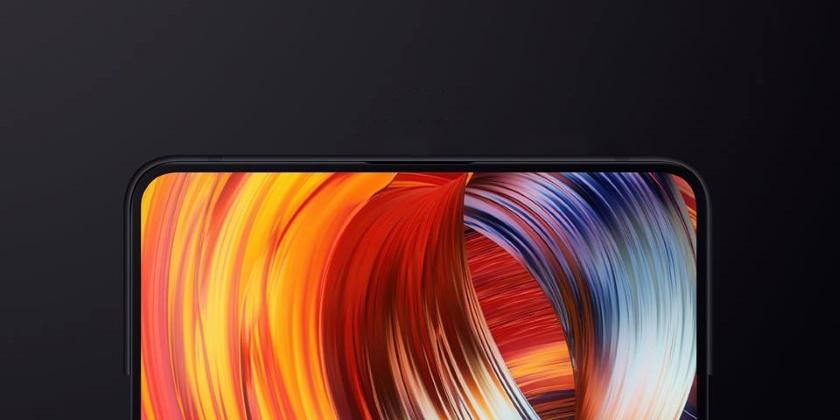 Первые рендеры Xiaomi Mi Mix 3: безрамочный дисплей и выдвижная фронтальная камера