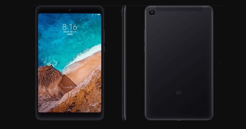 Xiaomi Mi Pad 4 получил глобальную beta-версию MIUI 10