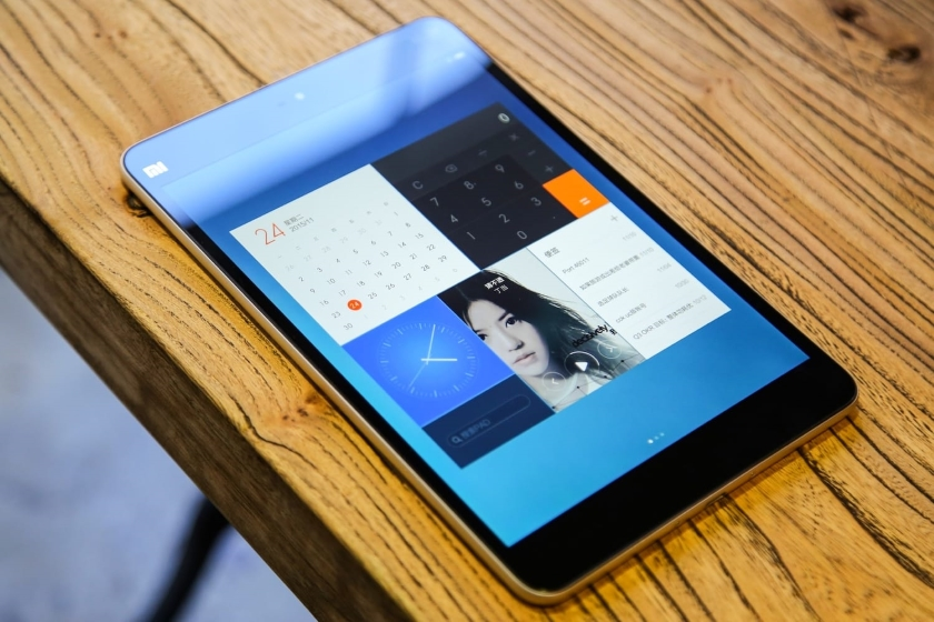 В сеть утекли цены на Xiaomi Mi Pad 4