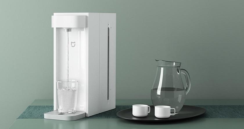 Xiaomi Mijia анонсировала диспенсер для воды Instant Water Dispenser C1