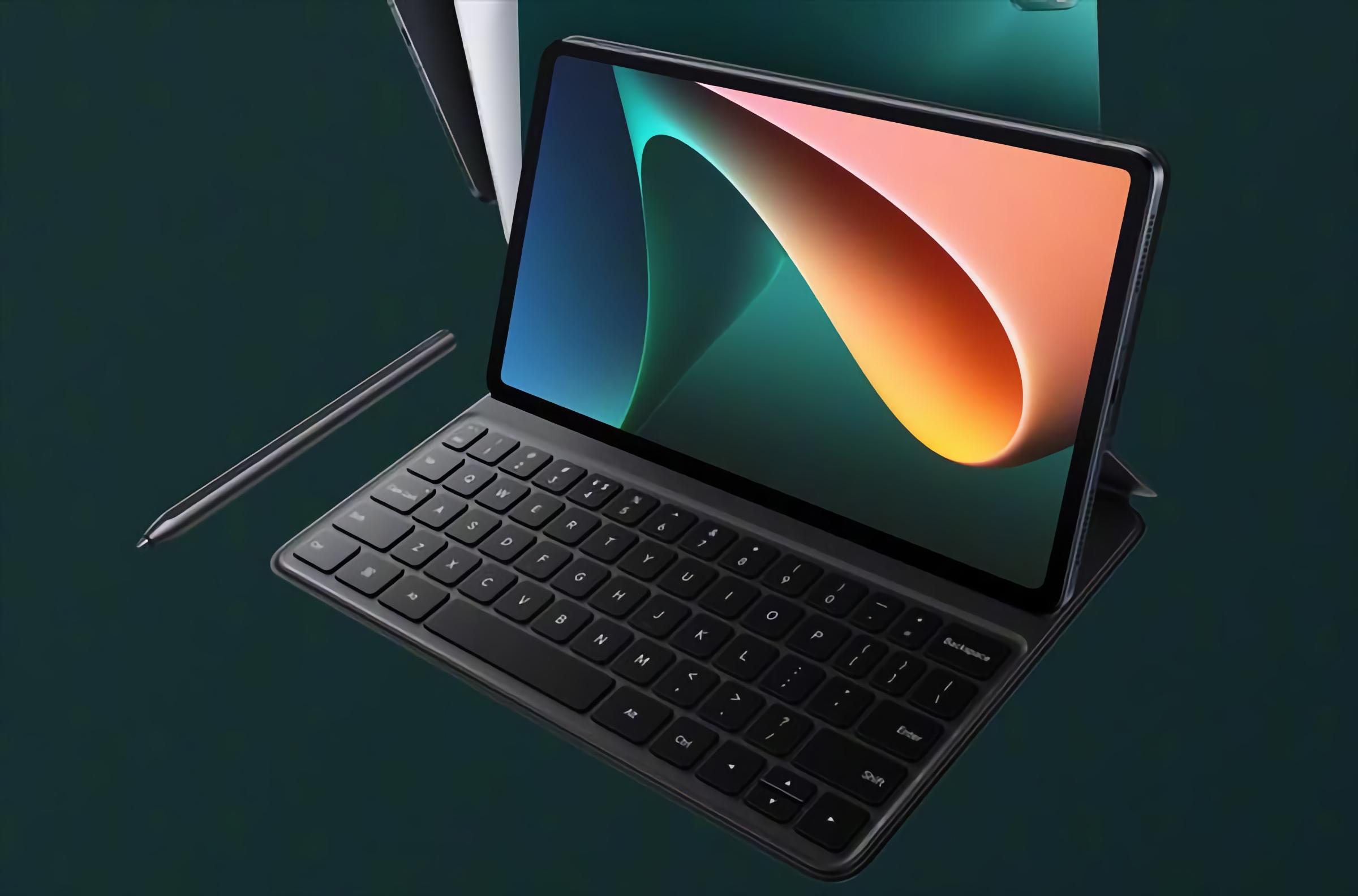Глобальную версию планшета Xiaomi Pad 5 с чипом Snapdragon 860 и 11-дюймовым экраном на 120 Гц уже можно купить на AliExpress