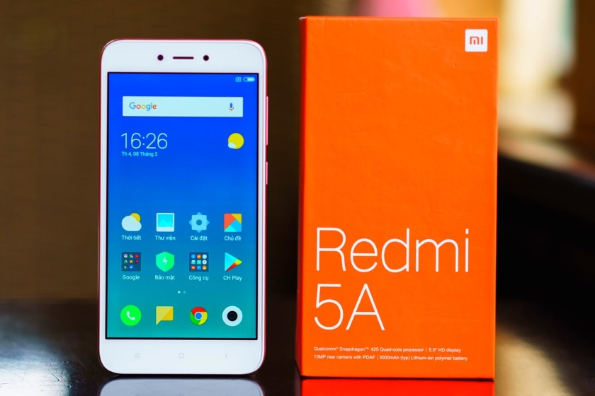 Xiaomi Redmi 5A начал обновляться до Android 8 1 Oreo