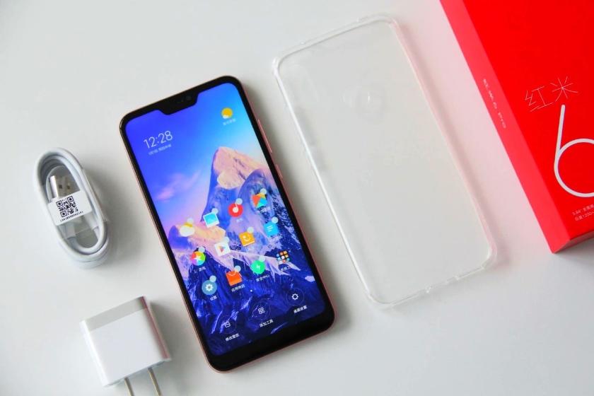 Рассекречен дизайн ихарактеристики Xiaomi Redmi Note 6 Pro