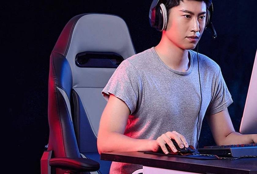 Xiaomi выпустила геймерское кресло AutoFull Gaming Chair
