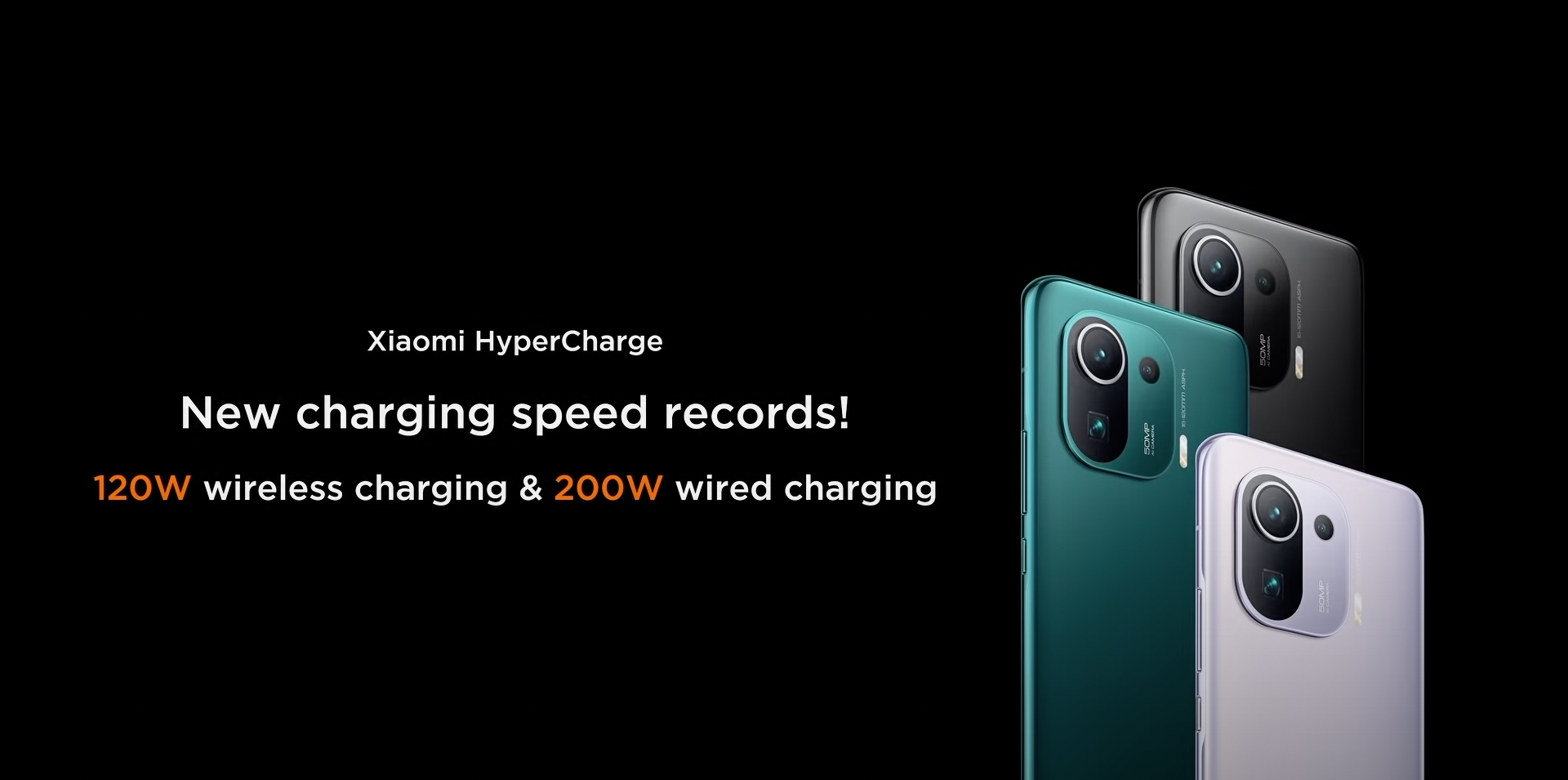 8 минут по проводу и 15 минут по без проводу: Xiaomi представила сверхбыструю зарядку HyperCharge с мощностью до 200 Вт