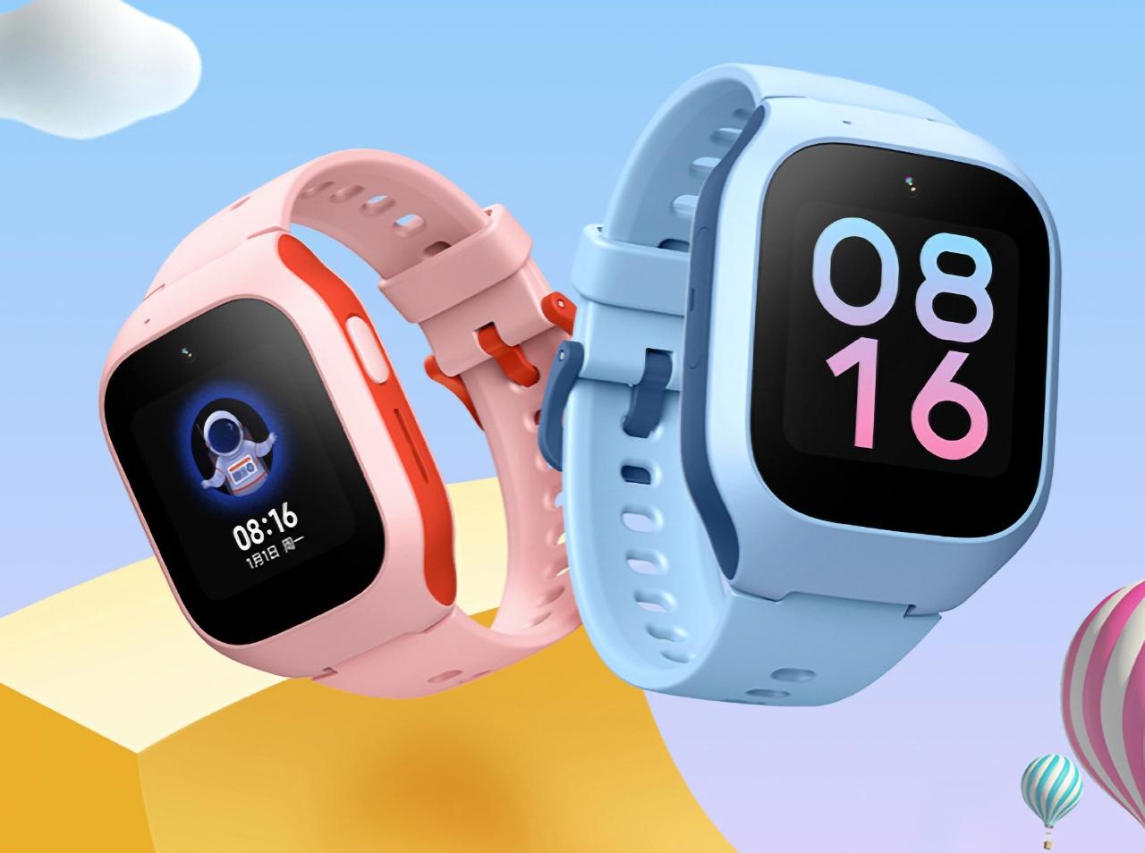 Xiaomi представила MITU Children 4G Phone Watch 5C: детские смарт-часы с поддержкой видеозвонков за $58