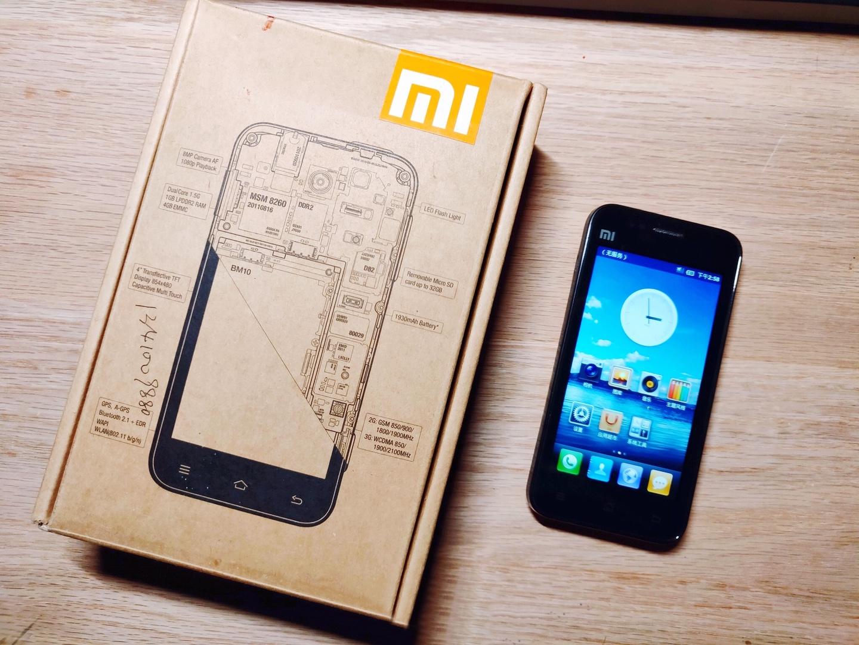 Первые покупатели Xiaomi Mi 1 уже получили почти $31 000 000