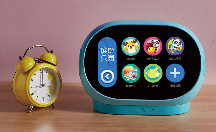 Xiaomi launched a children's computer with karaoke and AI for $ 111