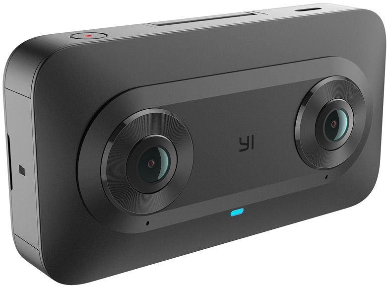 Google and YI Technology released a 3D camera YI Horizon VR180