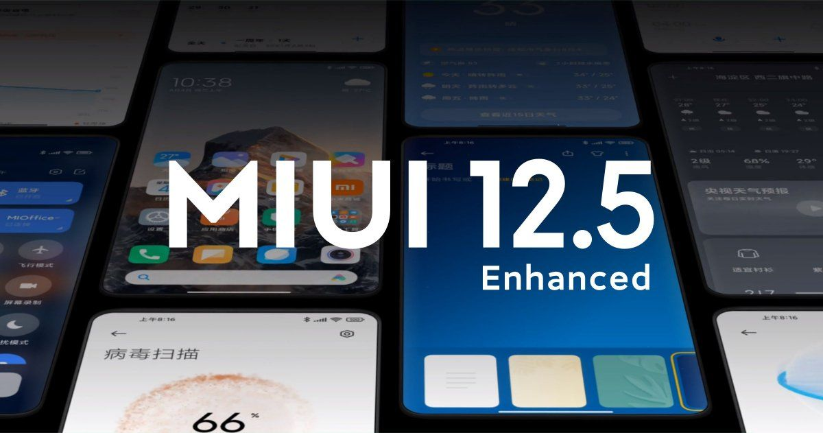 Один из самых дешёвых смартфонов Xiaomi получил глобальную MIUI 12.5 Enhanced
