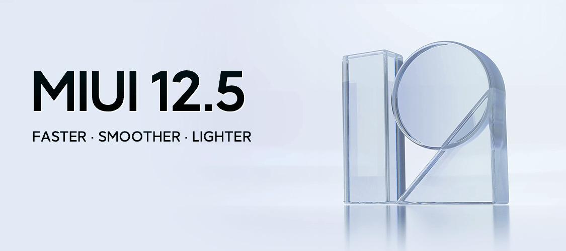 Семь смартфонов Xiaomi получили новую версию MIUI 12.5