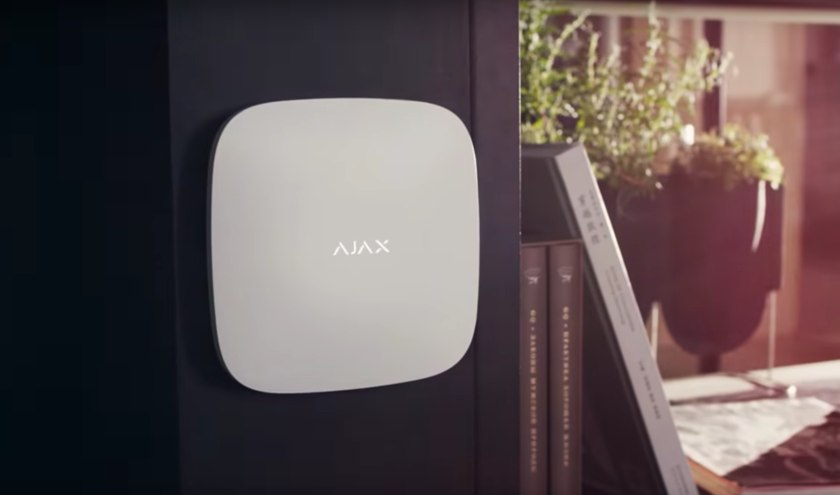 Ajax security system review