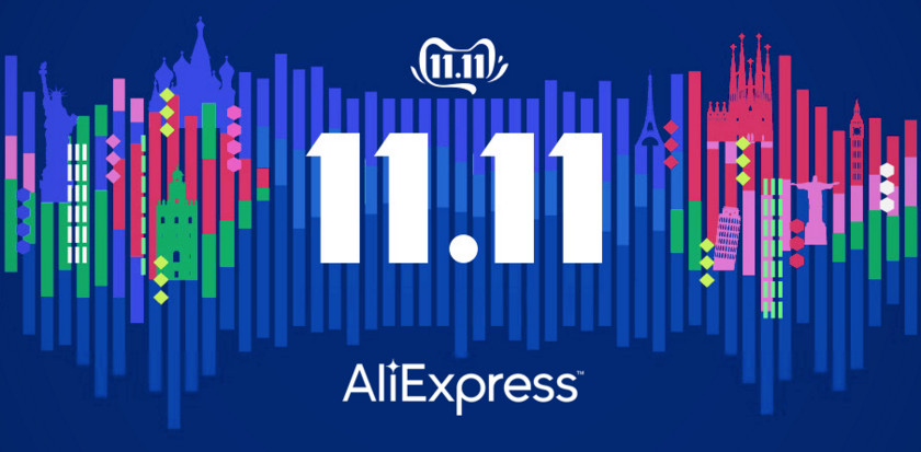 Скидки недели на Aliexpress: гид по распродаже 11.11