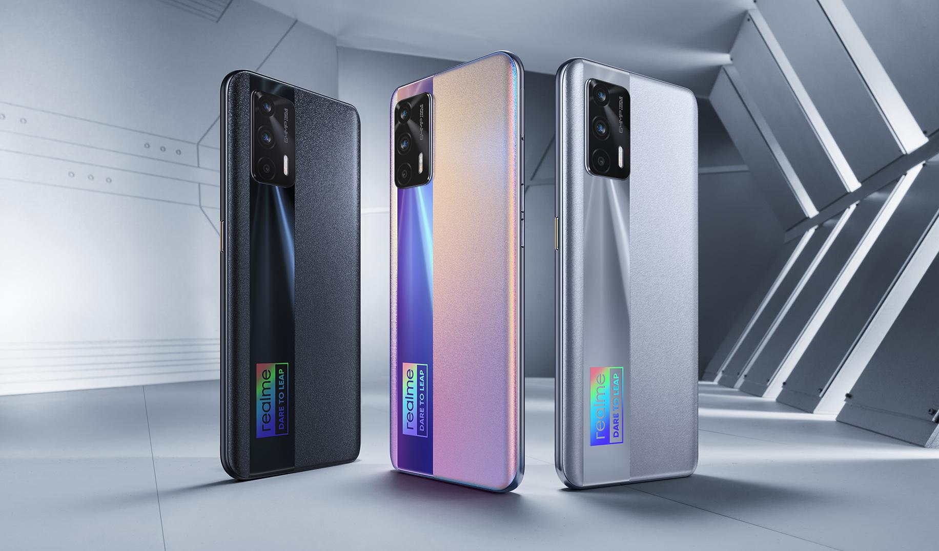 Snapdragon 870, 5000 мА*ч и 120-Гц дисплей по цене от $370  характеристики и стоимость новой версии Realme GT Neo