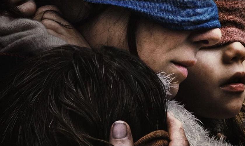 Вышел трейлер фильма «Птичий короб»: Сандра Буллок ипостапокалипсис