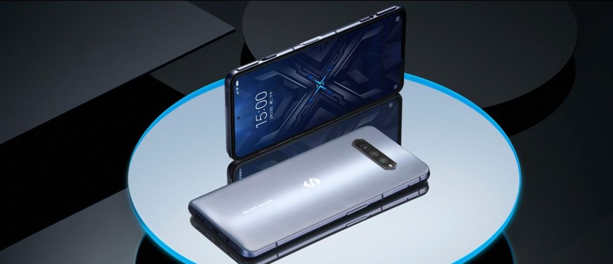 Xiaomi выпустит игровые смартфоны Black Shark 4S и Black Shark 4S Pro