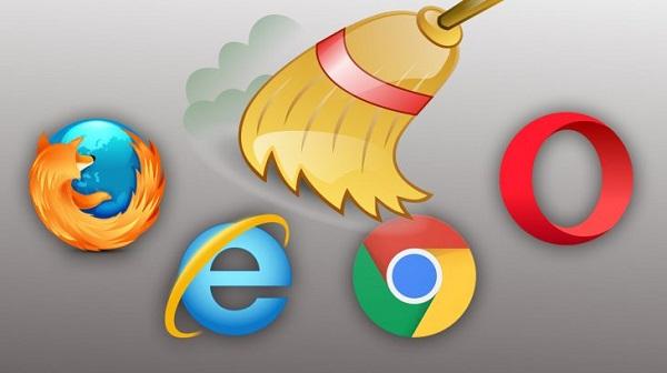 Как удалить файлы cookies из браузера?