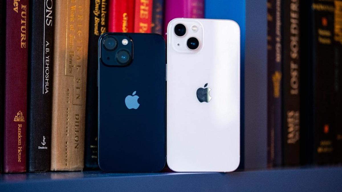 От 28 499 грн  стали известны цены всех версий iPhone 13 и iPhone 13 mini в Украине